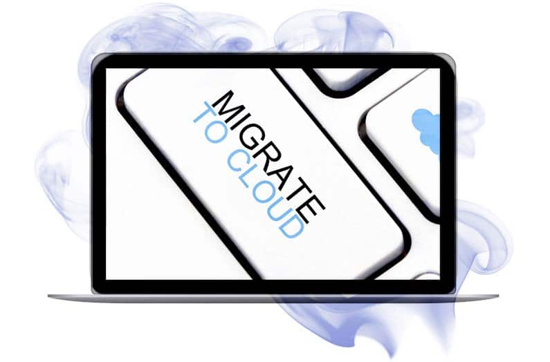 image of migrate to cloud platform migration